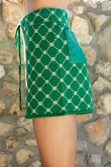 Monogram Knit Short