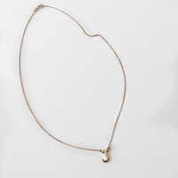 ABC Initial Necklace