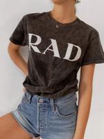 RAD- Oil Slick Tee