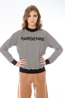 Striped Parisienne Sweater
