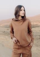 Emm Camel Hoodie