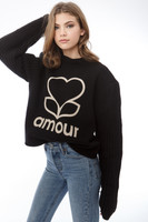 Amour Cable Knit
