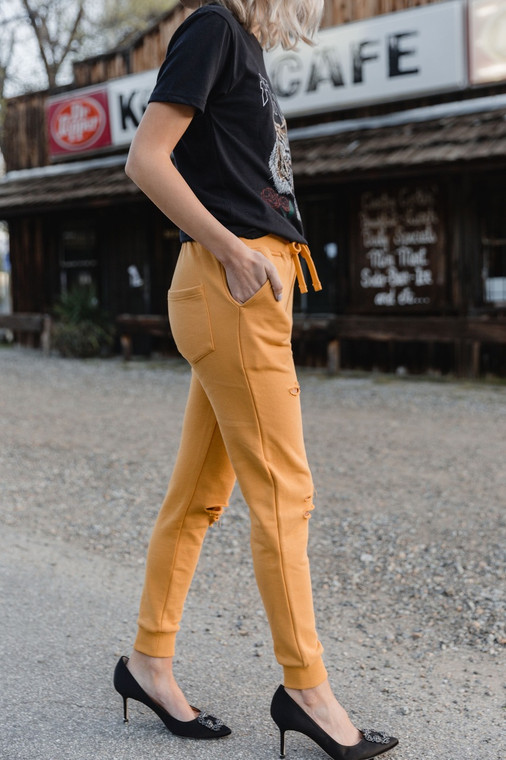 Light Weight - French Terry Joggers