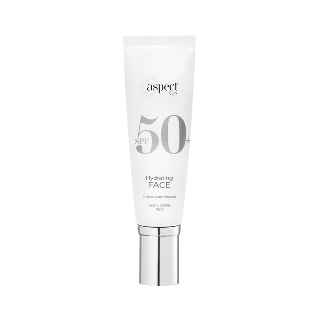 Aspect Sun Hydrating Face SPF50+ 75ml
