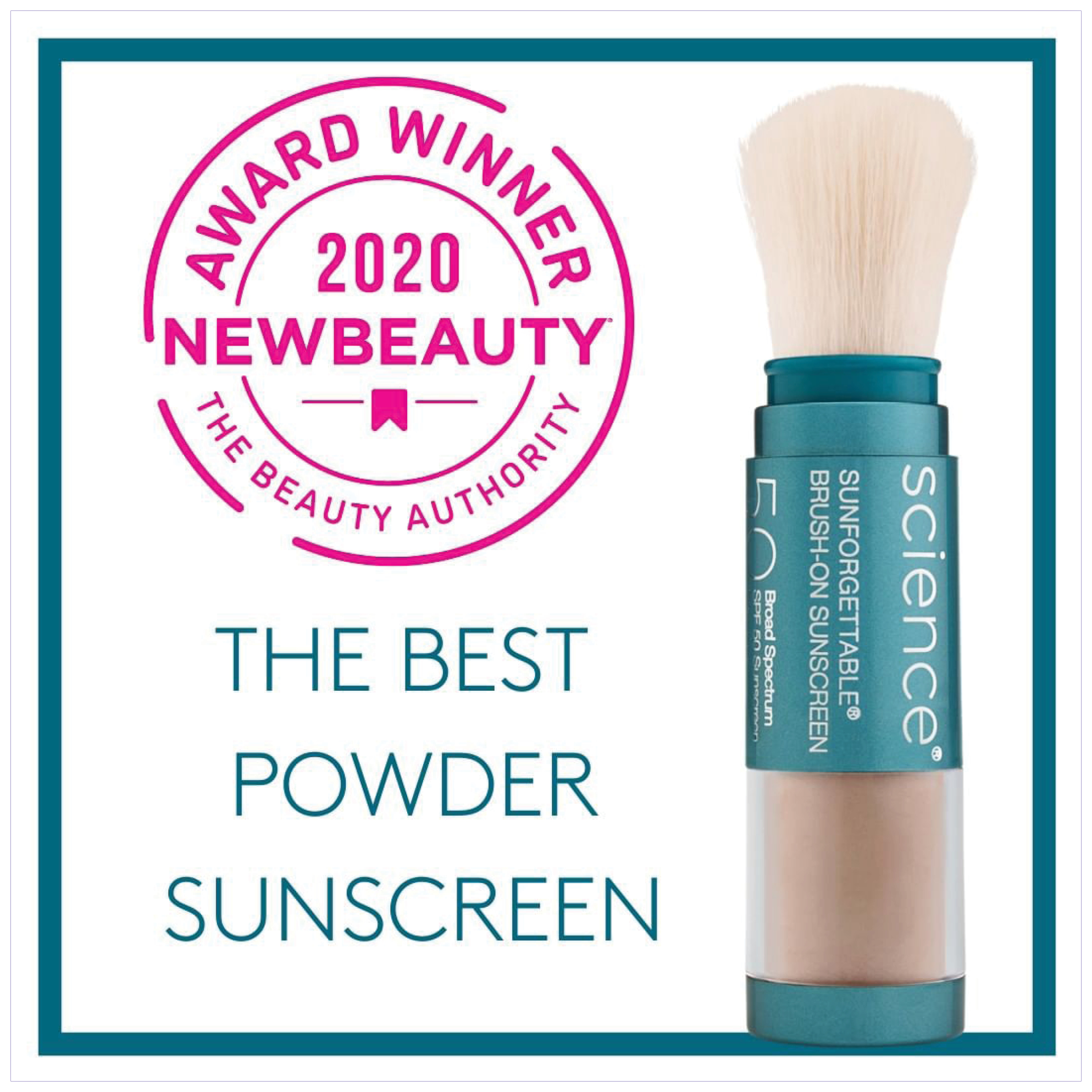 Colorescience Brush-On Sunscreens. Best online price at Prodermal NZ.