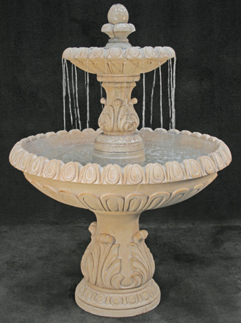 "62"" International Fountain"