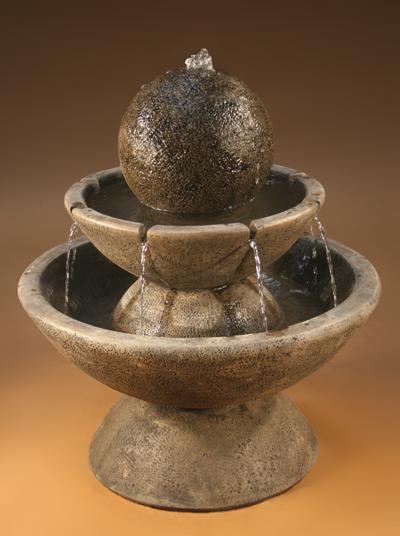 """36"""" Zen Fountain, Short"""