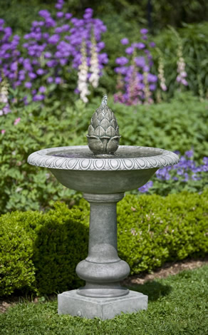 "43"" Williamsburg Pineapple Fountain - CALL TO ORDER"