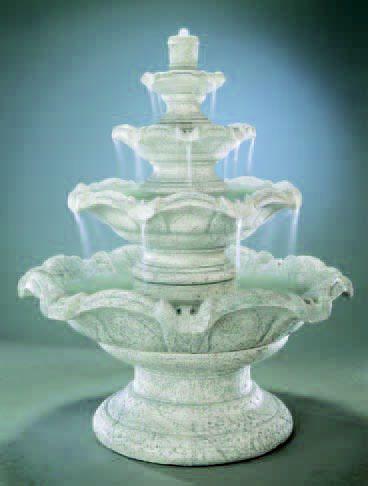 """54"""" Quattro Classic Tier Fountain"""