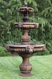 """103"""" Three Tier Grandessa Fountain"""