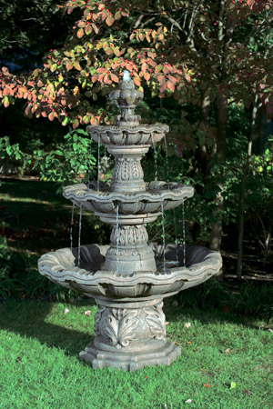 "78"" Bella Three Tier Fountain"