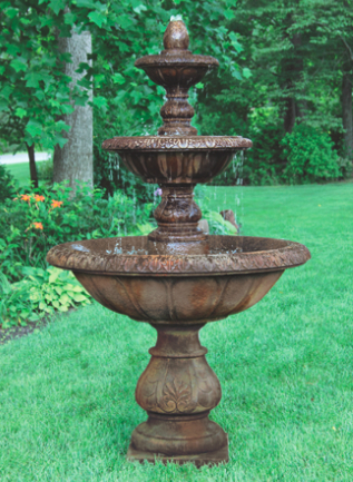 "80"" Windley Key Fountain"