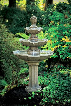 "54"" Three Tier Classical Fountain"