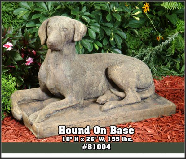 "18"" Hound on Base"