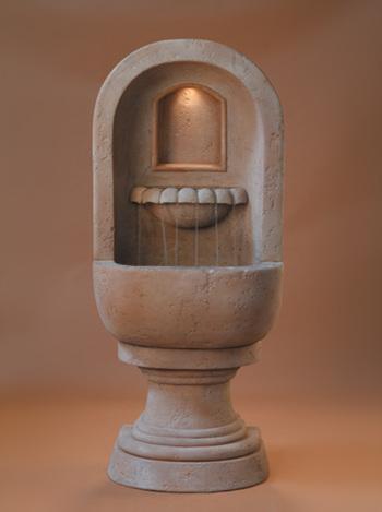 """63"""" Basque Fountain"""
