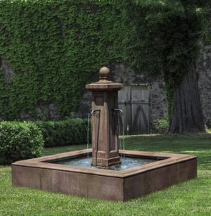 "75"" Luberon Estate Fountain - CALL TO ORDER"