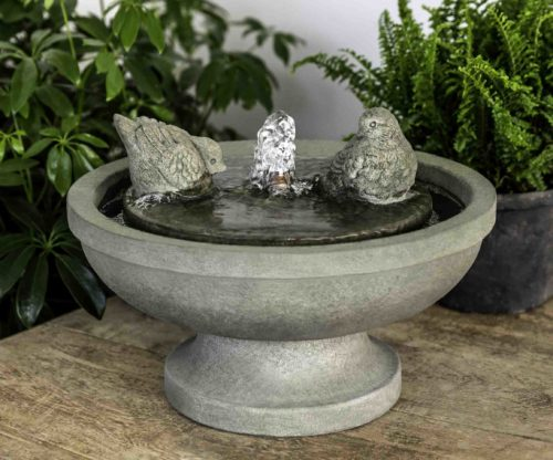 """10"""" Belleville Fountain - CALL TO ORDER"""