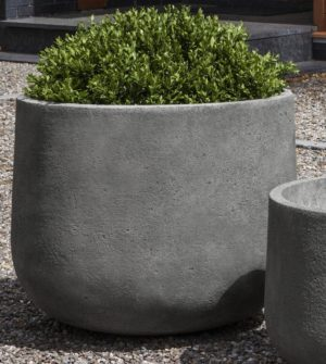 "23"" Tribeca Planter, Large - CALL TO ORDER"