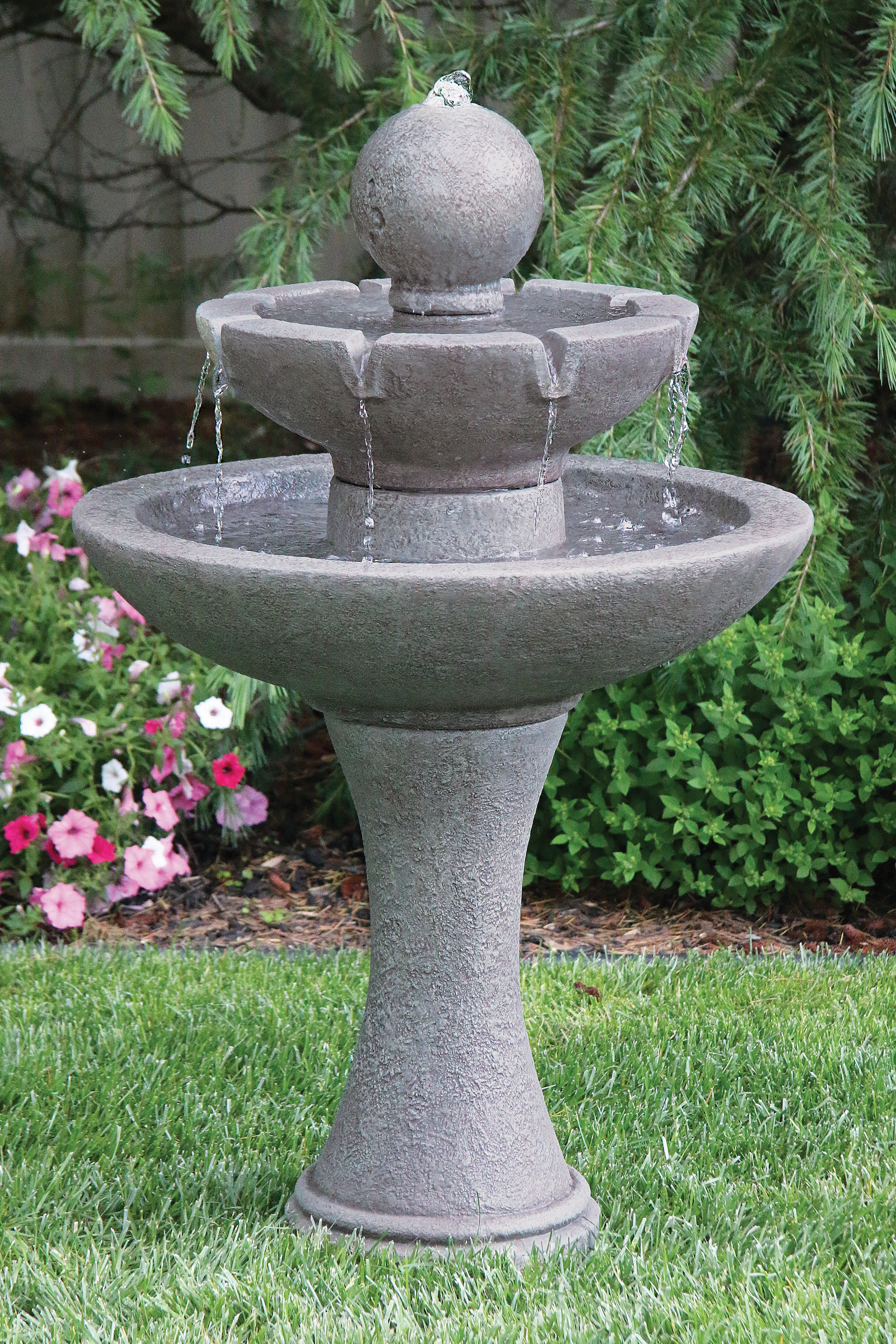 """36"""" Tranquility Sphere Fountain"""