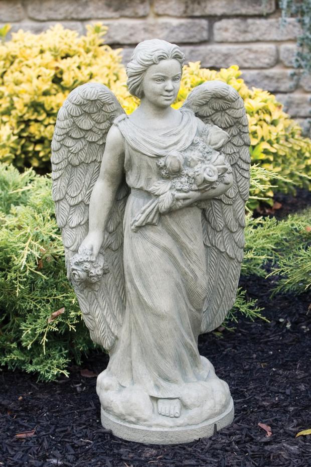 """28"""" Rosebud Angel"""