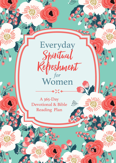 Daily Spiritual Refreshment for Women - Barbour Books
