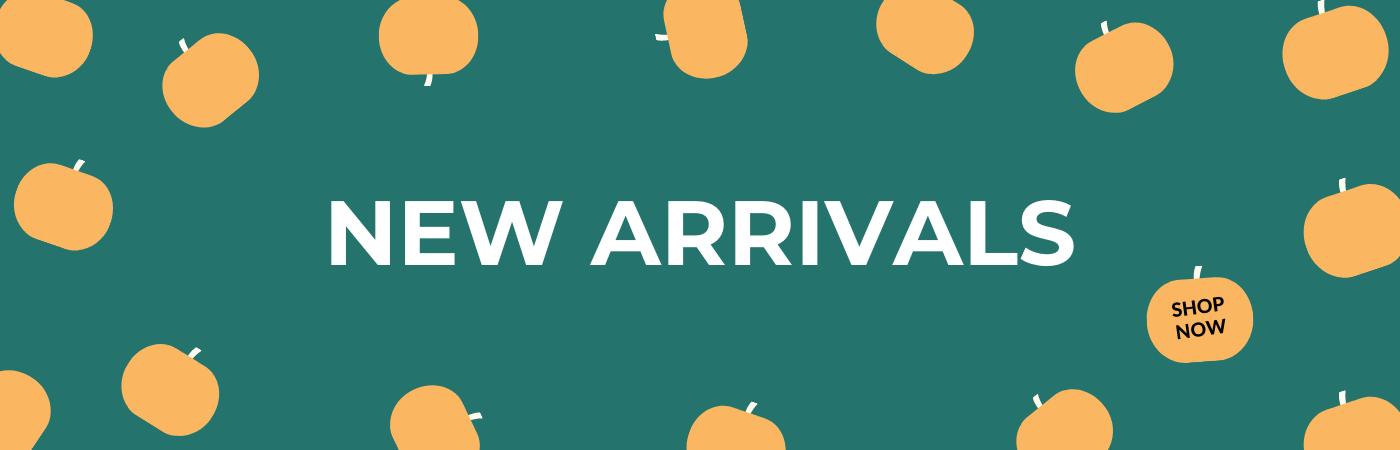 October New Arrivals