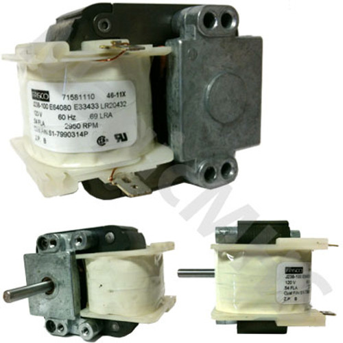 Coleman Booster / Inducer Motor S1-7990314P