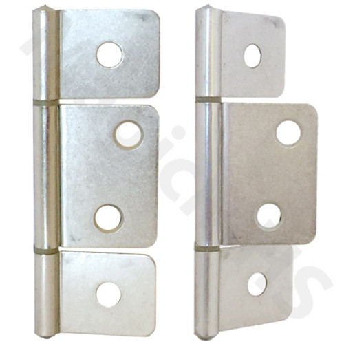 Door Hinge - nickel