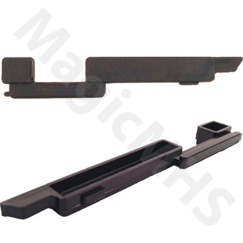 Storm Window Slide Bolt - LEFT HAND