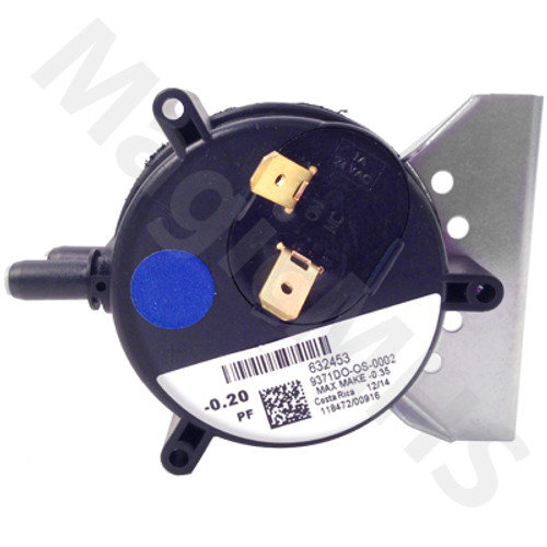 Intertherm / Nordyne M1 Pressure Switch Kit 1010775R