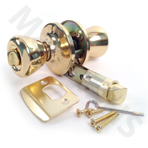 Interior Passage Tulip Door Knob