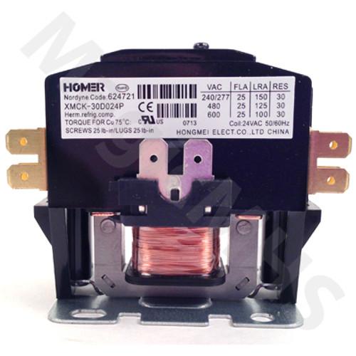 Contactor relay 624721