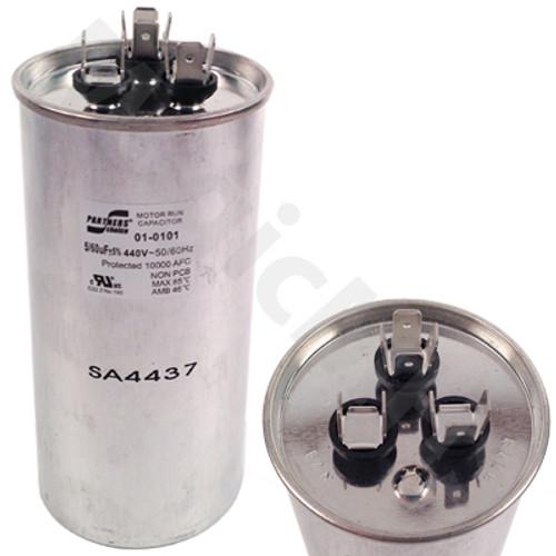 Motor Run Capacitor 01-0101
