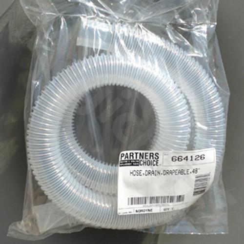Flexible A-Coil condensate drain hose