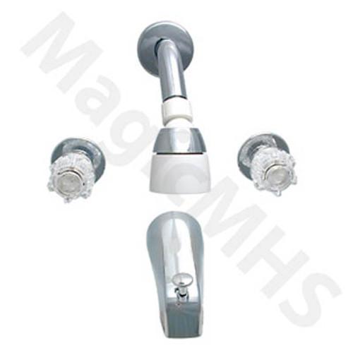 2 valve diverter