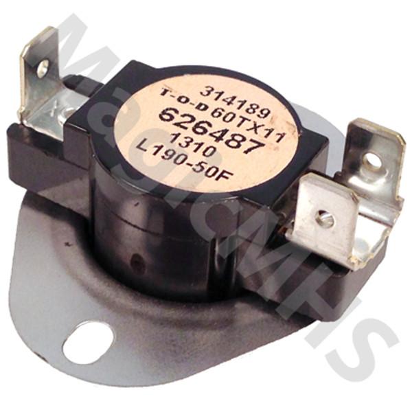 Intertherm / Nordyne Limit Switch 626487R