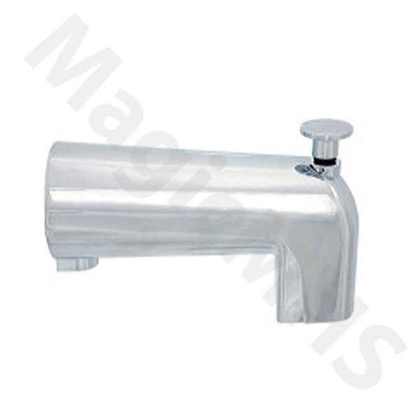 Replacement tub spout
