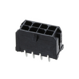 Pack of 4  43045-0826  MOLEX  Connector Header Through Hole 8 position 3MM