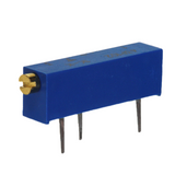 M43P102KB40 Resistor Cermet Trimmer 1K Ohm 10% 0.5W(1/2W) 15(Elec)/18(Mech)Turns 2.5mm (20.5 X 4.7 X 6.4mm) Pin Thru-Hole