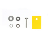 4880G  Aavid Thermalloy  Thermal Film Mounting Kit for TO-220 :Rohs