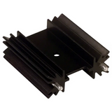 "Pack of 2  513102B02500G  Aavid Thermalloy  HEATSINK TO-220 W/PINS 1.5""TALL:ROHS"