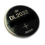 DL2032 Button Cell Coin 3V Battery For Watch Toy Remote