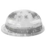 "Pack of 8  SJ-5303(CLEAR)   3M  BUMPER CYLINDRICAL 0.44"" DIA CLEAR :ROHS"