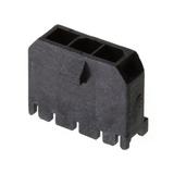 Pack of 2  0436500300  MOLEX  CONNECTOR HEADER R/A 3POS 3MM :ROHS