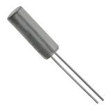 CA-301 4.0000M-C:PBFREE Crystal 4MHz ±50ppm (Tol) 18pF FUND 150Ohm 2-Pin Metal Can Thru-Hole Bulk