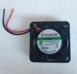 1pc GM0501PFV1-8.N.GN SUNON FAN FAN AXIAL 20X10MM VAPO 5VDC WIRE