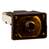 Pack of 10 EVP-AVAA1A  Panasonic   Tactile Switches Swtch Lite Touch SMD SPST-NO 0.02A 15V1.95mm Edg Mnt 1.6N