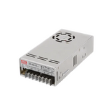 SP-200-12  Mean Well  Power Supply, AC-DC, 12V, 16.7A, 100-264V In, Enclosed, Panel Mount, PFC, 200W