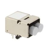 AFBR-5972Z    Avago   Transceiver Module Ethernet Fiber Optic 125MBd 650nm 3.3V