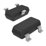 Pack of 185 MMBT3906LT1G  ON Semiconductor  TRANSISTOR PNP 40V 0.2A SOT23 :ROHS CUT TAPE